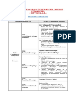 French Lmd Modules Program