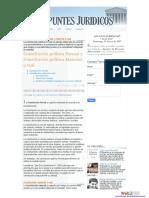 Constitución política formal y material o real