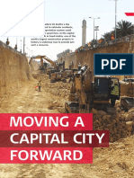 Moving a Capital City Forward