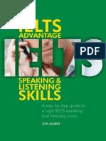IELTS Advantage Speaking and Listening Skills