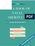 HowToExcel eBook - The Mega Book of Excel Shortcuts 2017-08-05 (1)
