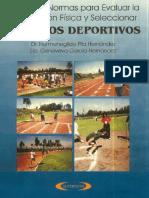 Libro de Talentos Deportivos