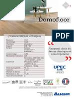 Fiche Domofloor 2017 FR
