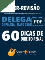 60 Dicas de Direito Penal Para o Concurso de Delegado Do Mato Grosso Do Sul(1)