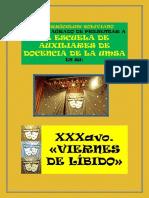 VIERNES DE LÍBIDO Nº XXX