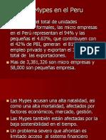 Las Mypes en El Peru