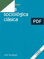 Teoría Sociológica Clásica_Giner