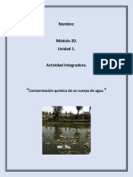 M20S1 _Contaminacionquimicadelagua