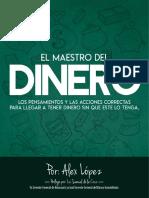Libro El Maestro Del Dinero