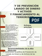 LEY DE PREVENCIÓN DE LAVADO DE DINERO Y.pptx