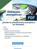 Entidades energéticas