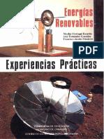 Energias Renovables Experiencias Practicas Elsaber21