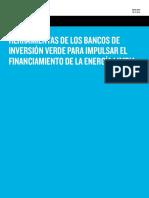 Herramientas Bancos Verde Financiamiento Energia Limpia Ip