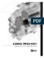 BEST Core & Key Service Manual