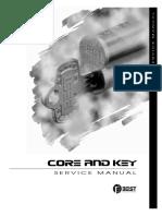 BEST Core & Key Service Manual