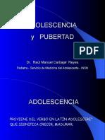 10. Pubertad y Adolescencia