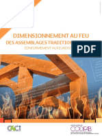 Dimensionnement Au Feu Des Assemblages Traditionnels - 2016-06-29