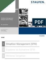 STAUFEN Shopfloormanagement Quickcheck Und Konzept 160718 V1