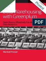 Data Warehousing With Greenplum
