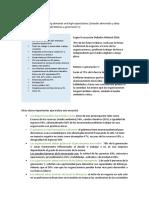 Diversidad Resumen Estudio Deloitte Encuesta a Mileniums