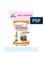 Disha Publication Shortcut on Visual Reasoning