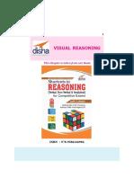 Disha Publication Shortcut on Visual Reasoning