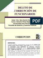 58752680 Clase Corrupcion de Funcionarios 020611 Uap