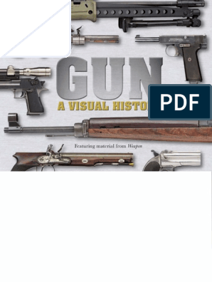 Gun - A Visual History   Handgun   Revolver