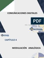 Comunicaciones Cap IV