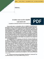 Dialnet-ElDelitoComoAccionCulpable-46498