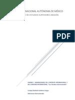 Generalidades Del Contrato y Convenio Internacional