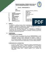 Silabo-Termodinamica II 2017 2