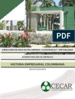 Historia Empresarial Colombiana_historia Empresarial Colombiana