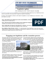 Celebrezze September ENL 2017 Legislative Update
