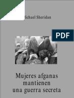 Articulo - Mujeres afganas