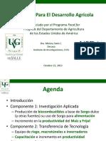 Proyecto para el Desarrollo Agricola