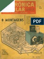 Eletrônica Popular Novembro 1962