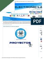 Atom Electronic Lab_ Brazo Robotico de 5 Grados de Libertad
