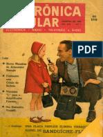 Eletrônica Popular Janeiro 1964