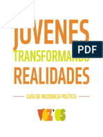 VOZ.es Guia IP Jovenes Transformando Realidades
