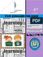 Fun English for Kids Four 2017