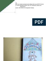 Láminas Encuadernadas -  Proceso