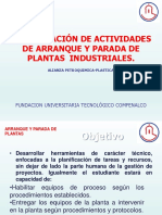 Presentacion de Parada de Planta 2P2017