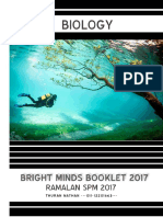 Bright Minds Cover BIOLOGY 2017