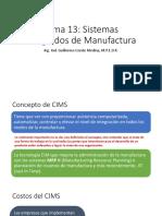 Tema 13 - Sistema de manufactura integrada por computadora.pptx
