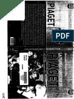 La teoria genetica de Piaget