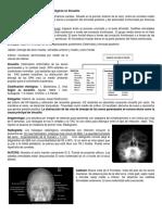 Actualizaciones en Estudios Imagenológicos en Sinusitis Resumen