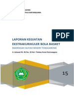 Laporan Eks. Bola Voli 2015-2016