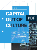 Capital Out of Culture 2010