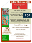 Newsletter Christmas 2016